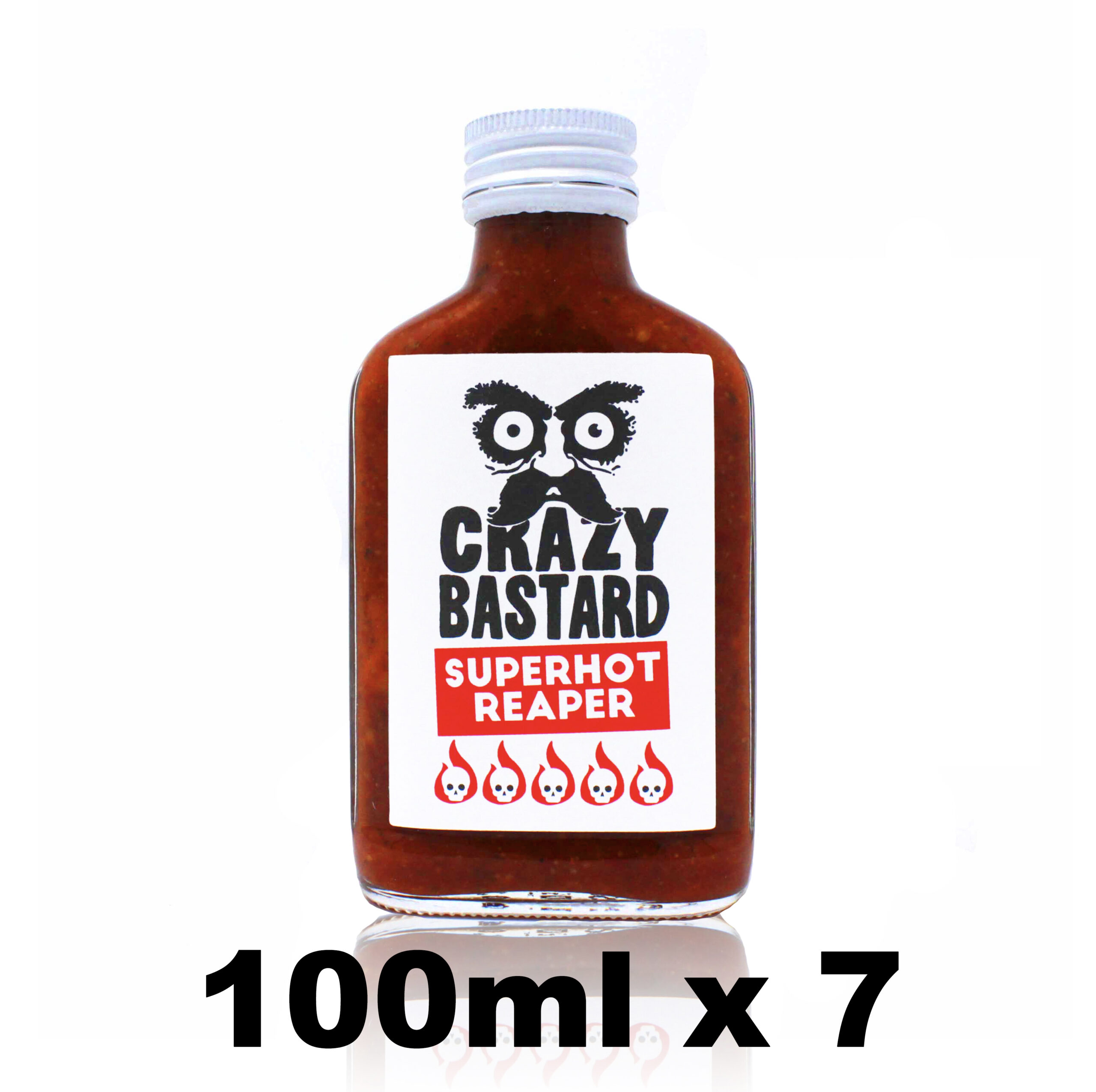 Superhot Reaper 100ml x 7